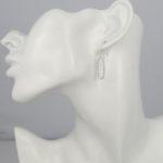 ZAZ - Earrings Silver 06 model