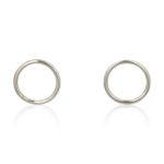 ZAZ - Earrings Silver 07
