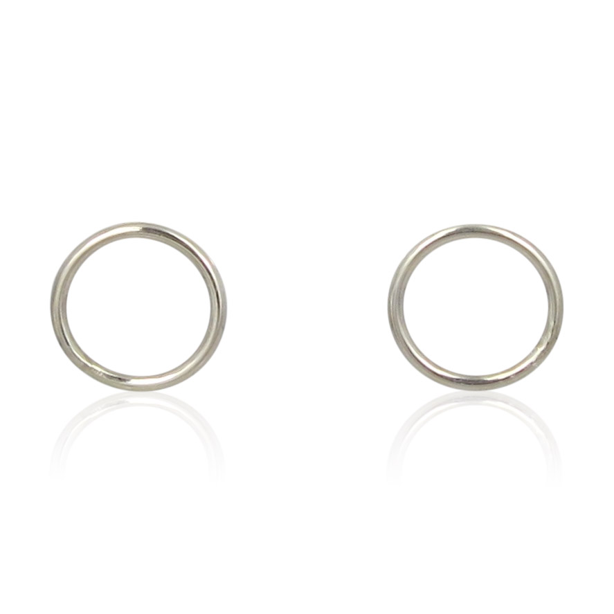 ZAZ - Earrings Silver 07