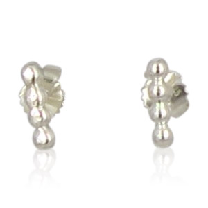 ZAZ - Earrings Silver 08
