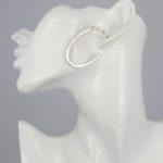 ZAZ - Earrings Silver 09 model