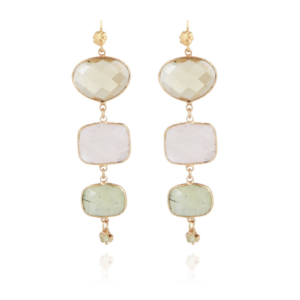 Gas Bijoux - Silene Light Earrings Gold