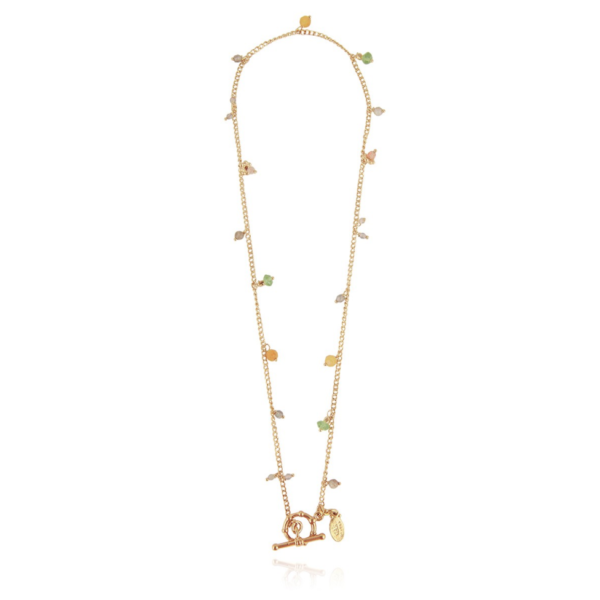Gas Bijoux - Tangerine Necklace 1