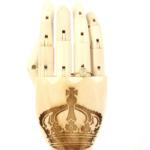 Gem Kingdom - Aqua Onyx Ring Gold R15a04 model