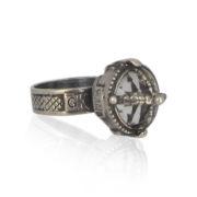 Gem Kingdom - Crystal Ring R19a18A A