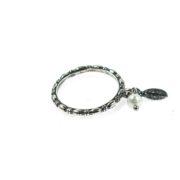 Gem Kingdom - Little Pearl Ring Silver R17a09A