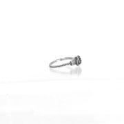 Gem Kingdom - Silver Ring R17a12 zz