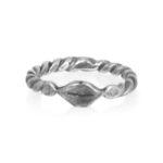 Gem Kingdom - Silver Ring R17d24