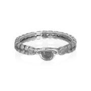 Gem Kingdom - Silver Ring R17d25