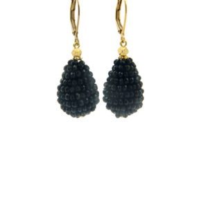 Lilly Jewelry - Grape Drops Black Gold