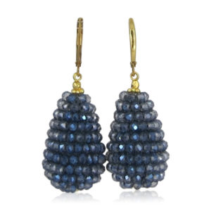 Lilly Jewelry - Grape Drops Cobalt