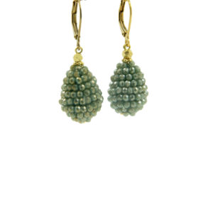 Lilly Jewelry - Grape Drops Light Green
