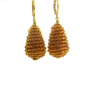 Lilly Jewelry - Ochre Drops