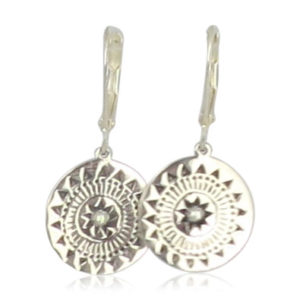 Lilly Jewelry - Silver Earrings