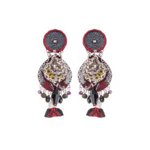 Ayala Bar - Hip Earrings H1203