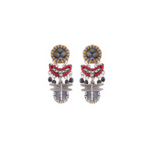 Ayala Bar - Hip Earrings H1207