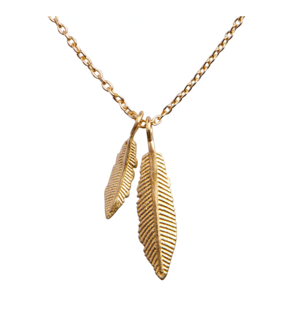 By Lauren Amsterdam - Feather Party Gold