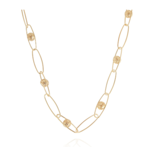Gas Bijoux - Geo Necklace Gold