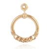 Gas Bijoux - Sorane Earrings Gold 1