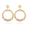 Gas Bijoux - Sorane Earrings Gold