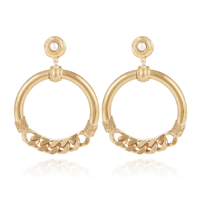 Gas Bijoux - Sorane Earrings Gold