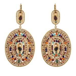 Satellite Paris - Persane Earrings PE195DO