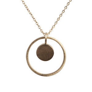 By Lauren Amsterdam - Round and Round Gold