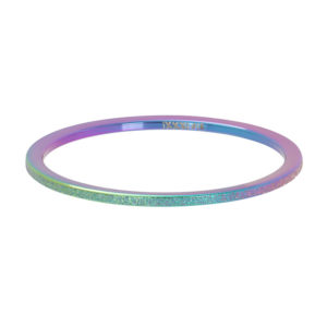 Ixxxi - Sandblasted Rainbow 1mm R03902