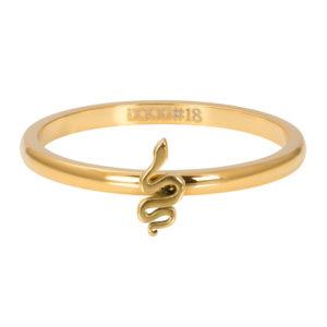 Ixxxi - Symbol Snake Gold R03505