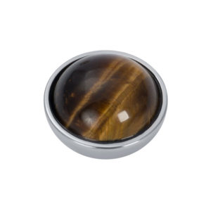 Ixxxi - Top Part Brown Amber Stone R05052