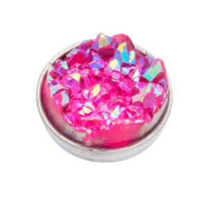 Ixxxi - Top Part Drusy Pink R05026