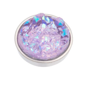 Ixxxi - Top Part Drusy Purple R05028