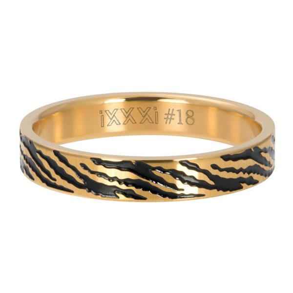 Ixxxi - Zebra Gold R05406