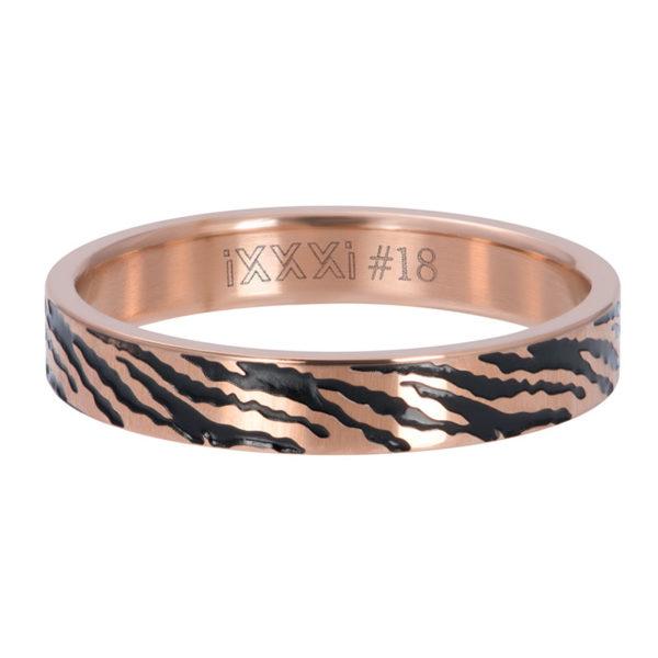 Ixxxi - Zebra Rosegold R05406