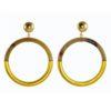Miccys - Golden Horn Hoops