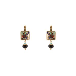 Satellite Paris - Persane Earrings PE11DOMU