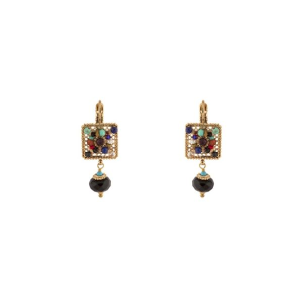Satellite Paris - Persane Earrings PE11DOMU
