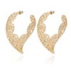 Gas Bijoux - Paule Earrings Gold
