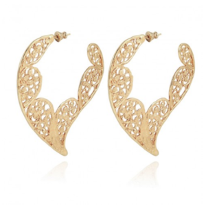 Gas Bijoux - Paule Earrings Gold