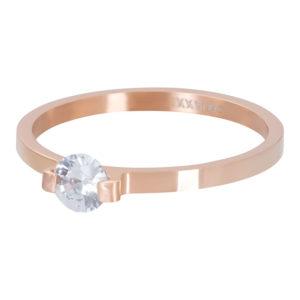 Ixxxi - Mini Glamour Stone Rosegold R04208