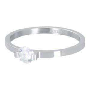 Ixxxi - Mini Glamour Stone Silver R04208