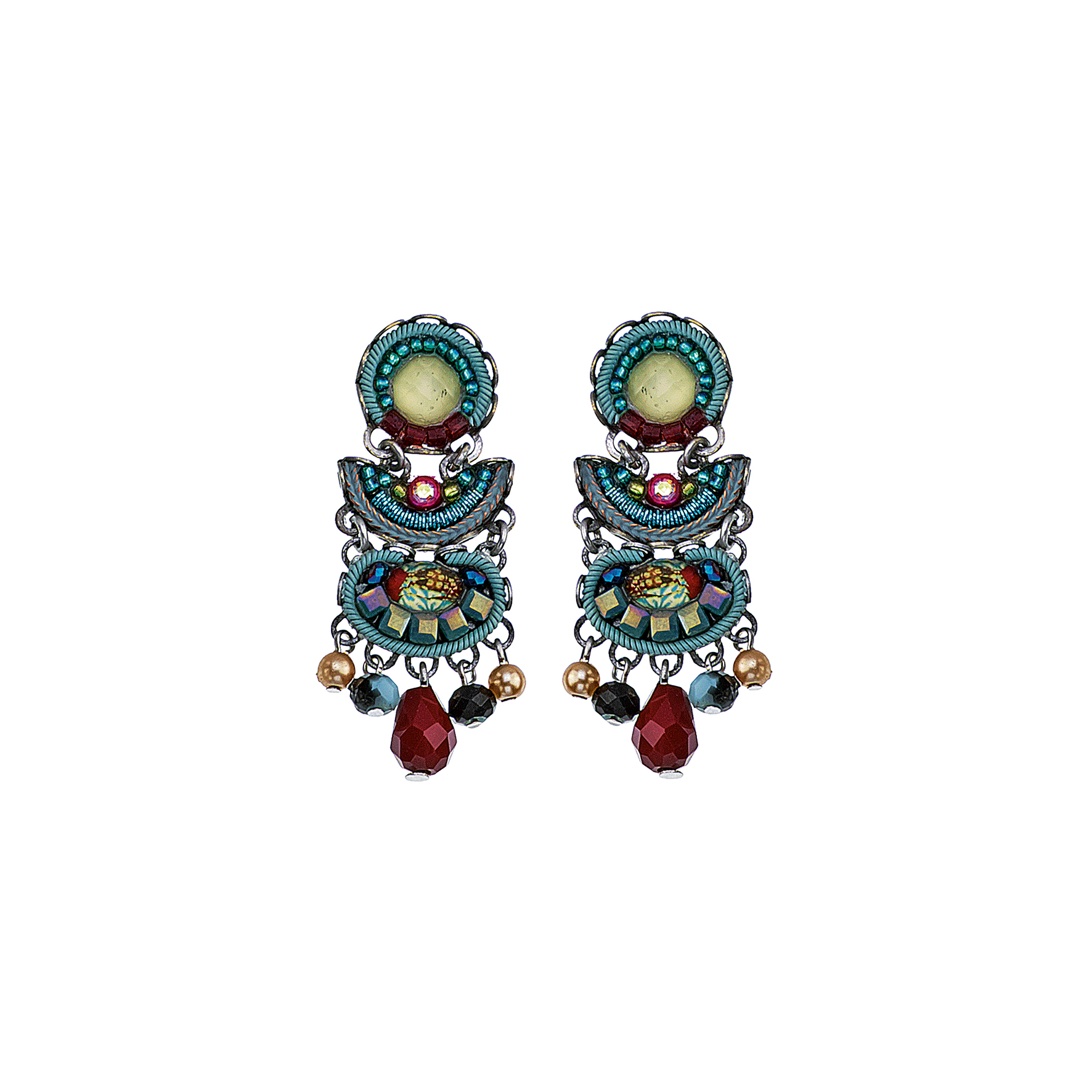 Ayala Bar - Classic Earrings C1102