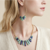 Gas Bijoux - Cascade Necklace model