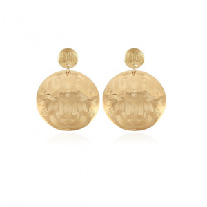 Gas Bijoux - Diva Earrings Gold
