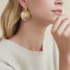 Gas Bijoux - Diva Earrings Gold model
