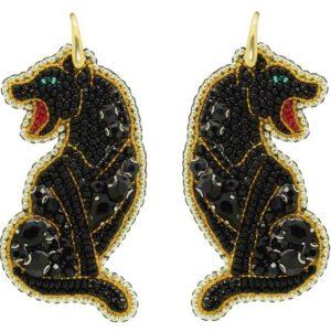 Miccy's - Bagheera Earrings