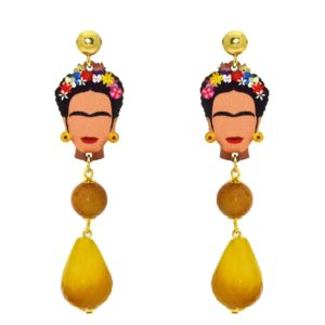 Miccy's - Frida Kahlo Earrings