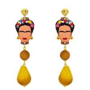 Miccy's - Frida Kahlo Earrings
