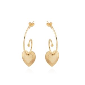 Gas Bijoux - Celine Earrings