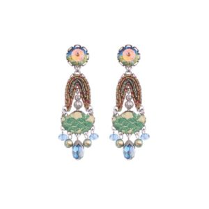 Ayala Bar - Hip Earrings H1348